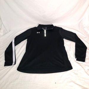 Women's Under Armour 1/4 Sweatshirt Size Small